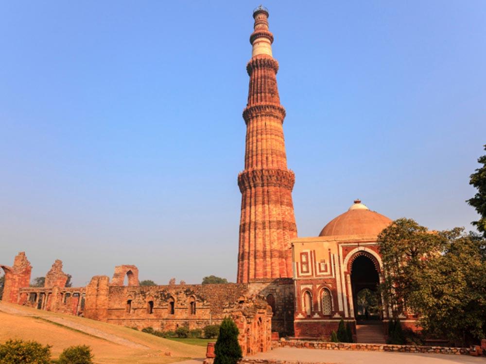 Qutab Minar-Delhi